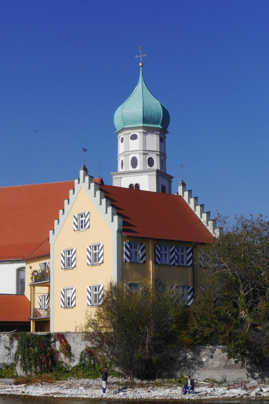 Wasserburg, Bodensee