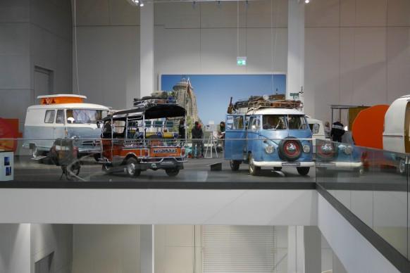 Architketur und  Mobilität, Hymer-Museum, 2017