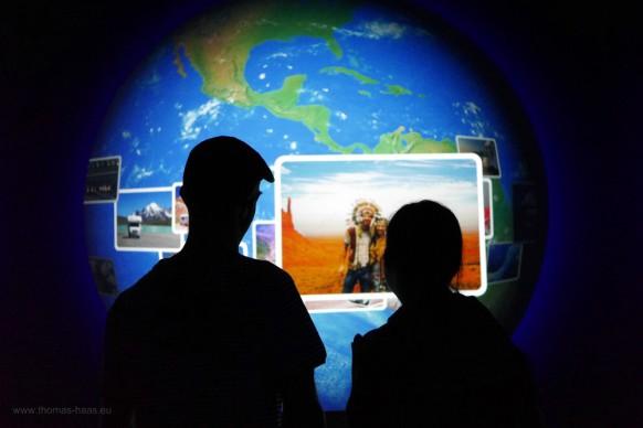 Weltreise im Hymer Museum, 2017
