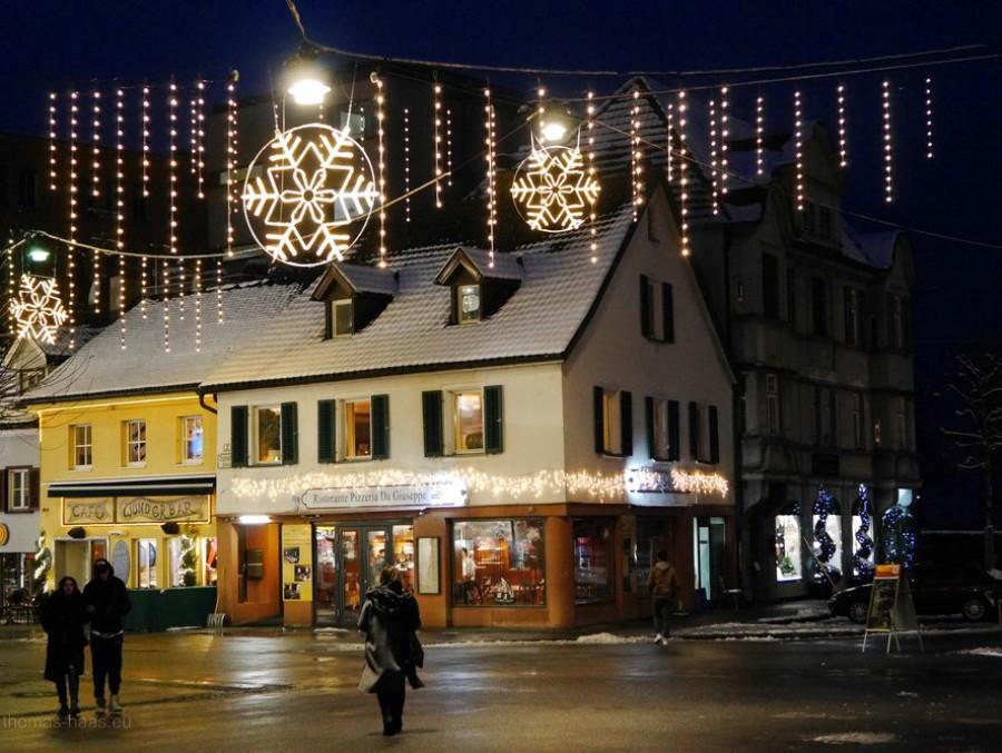 Bregenz im Weihnachtsschmuck, 2017