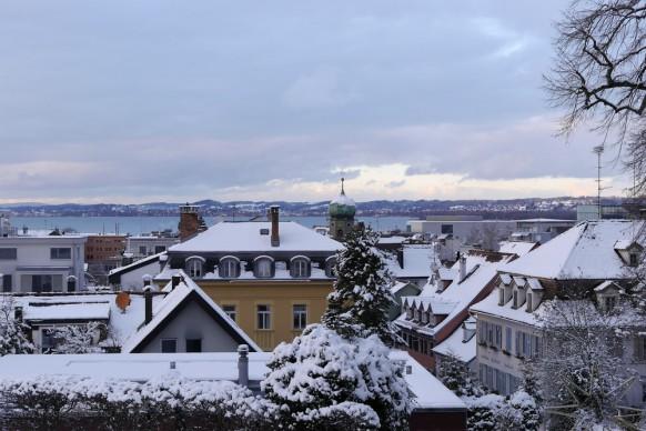 Bregenzer Bodenseeblick, Dezember 2017