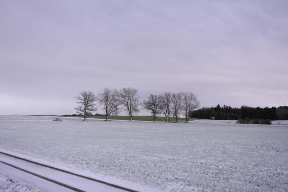Schwäbische Kulturlandschaft, Dezember 2017