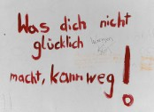An die Wand gepinselt, Bregenz 2017