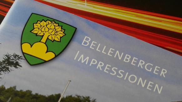 Broschüre der Gemeinde Bellenberg, Dezember 2016