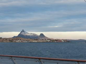 Der Berg am Polarkreis: Hestmannen, Februar 2018