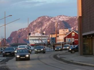 Brønnøysund, Februar 2018