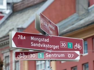 ...wohin in Bergen?