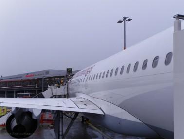 Flughafen Hamburg, März 2018
