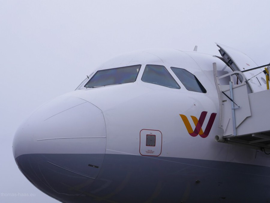 Nase Airbus A319, Germanwings