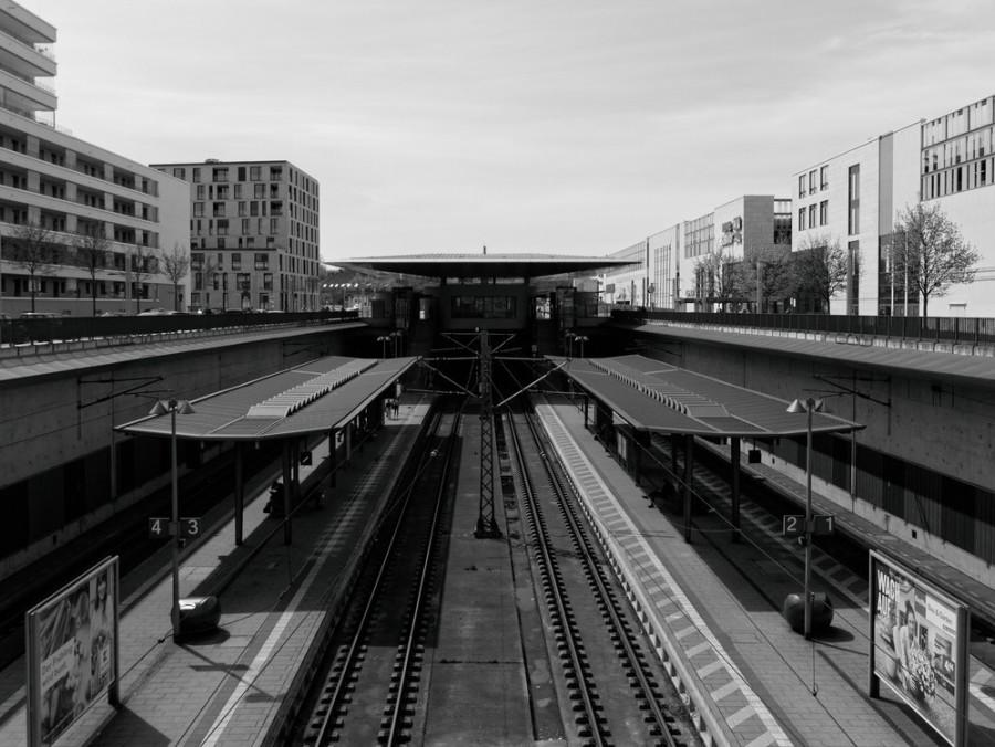 Bahnhof Neu-Ulm, NU21, 2018