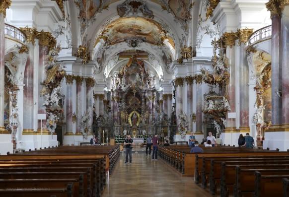 Münster, Unserer Lieben Frau in Zwiefalten