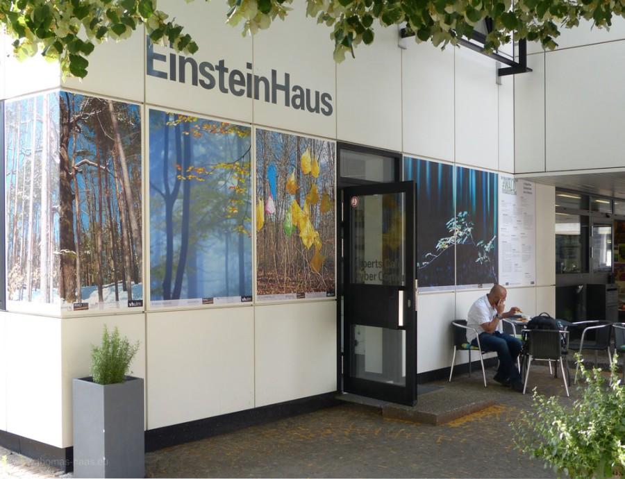 Motive am EinsteinHaus, Ulm, Juli 2018