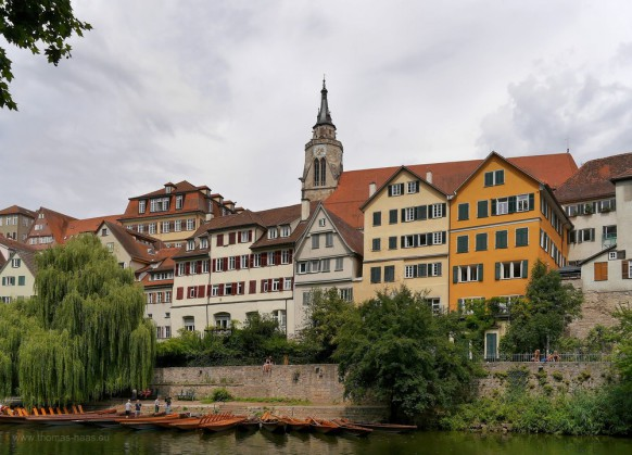 Tübingen, Stadtansicht,Juli 2018