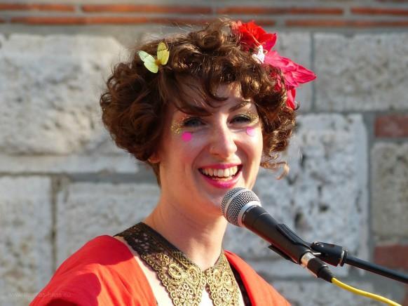 Das Lächeln von Miss Walker, Neu-Ulm, August 2018