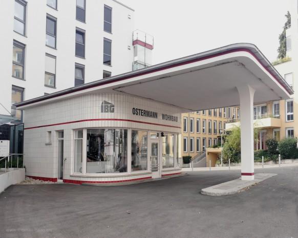 Die alte Schindele-Tankstelle in FN, 2018
