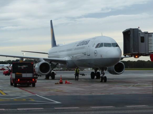 Airbus LH, Nördlingen, Flughafen HH