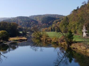 Naturpark Obere Donau bei Thiergarten