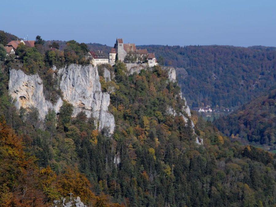 Schloss wernewag vom Eichfelsen, Yannick Musch