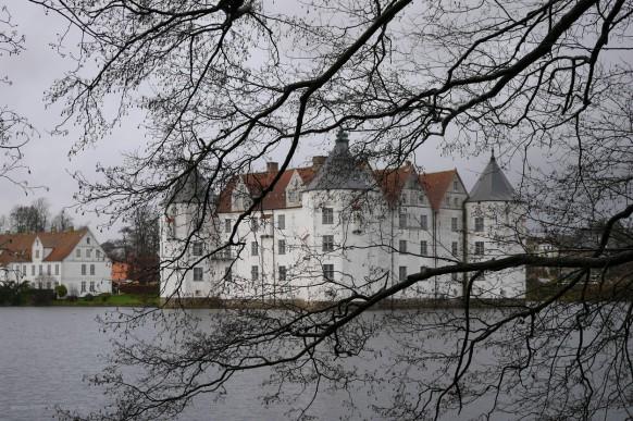 Wasserschloss Glücksburg, Dezember 2018