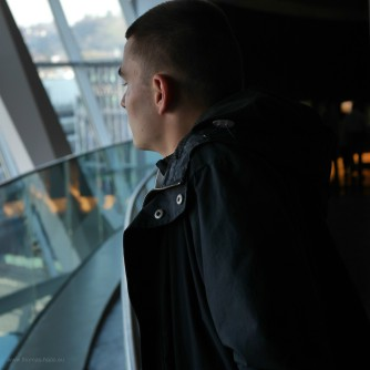 Portrait in Stuttgart