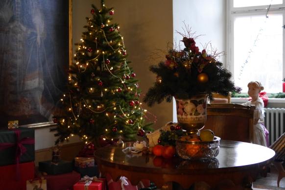 Weihnachten im Schloss Glücksburg, Dezember 2018