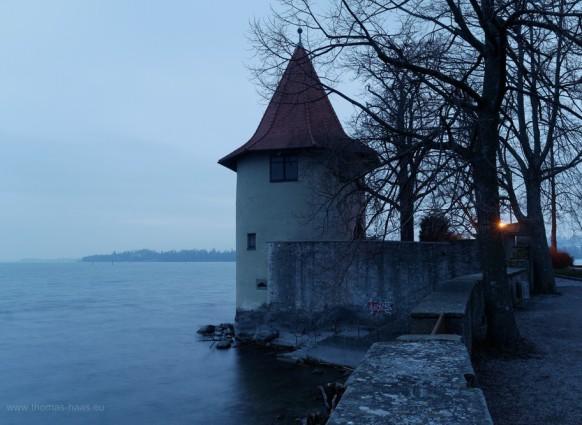 Noch etwas Licht am See...