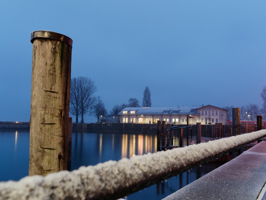 Im Hafen Lindau