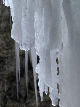 Eisvorhang...