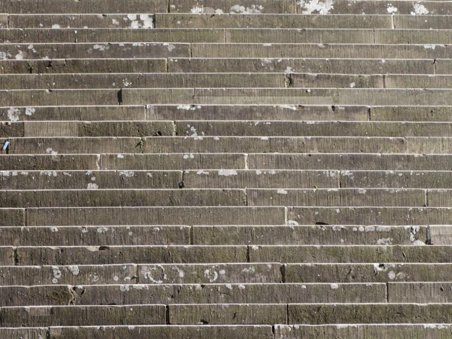 Treppen vor St. Michael, 2019