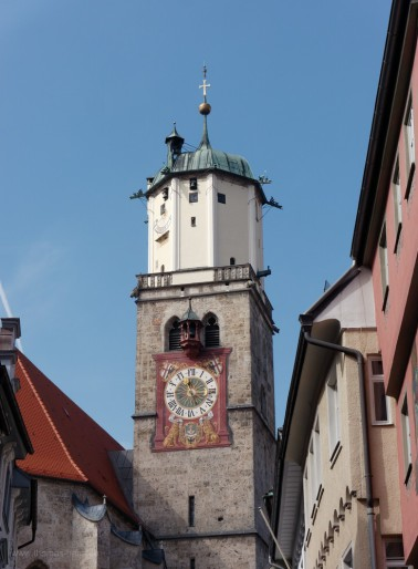 St. Martin in Memmingen, 2019