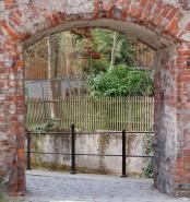 Zugangstor, Altstadt, Memmingen, 2019