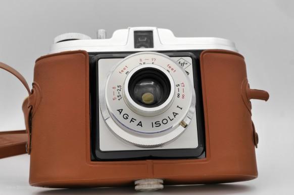 AGFA ISOLA I aus den Jahren 1957 - 1963