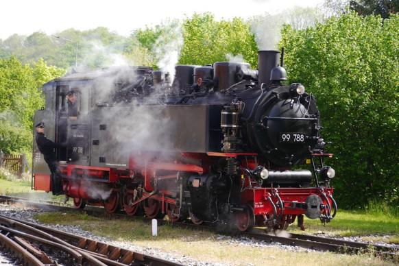 Lokomotive Öchsle, Öchsle Bahn, Tour 26, 2019