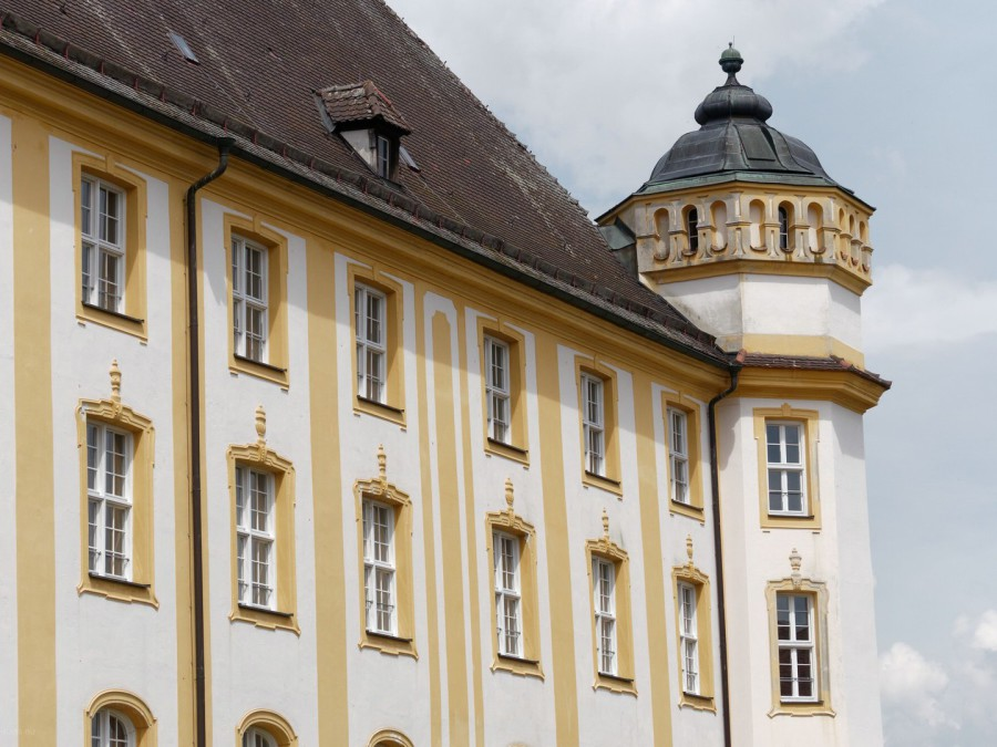 Kloster Ochsenhausen, Mai 2019