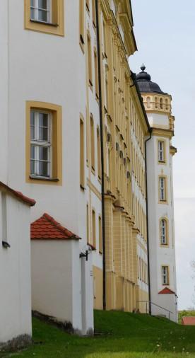 Gartenseite, Ochsenhausen, Mai 2019