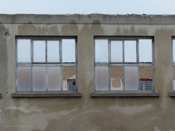 Fassade Uhrenfabrik Senden, 2019