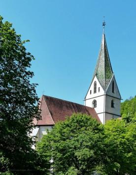 Klosterkirche Blaubeuren, 2019