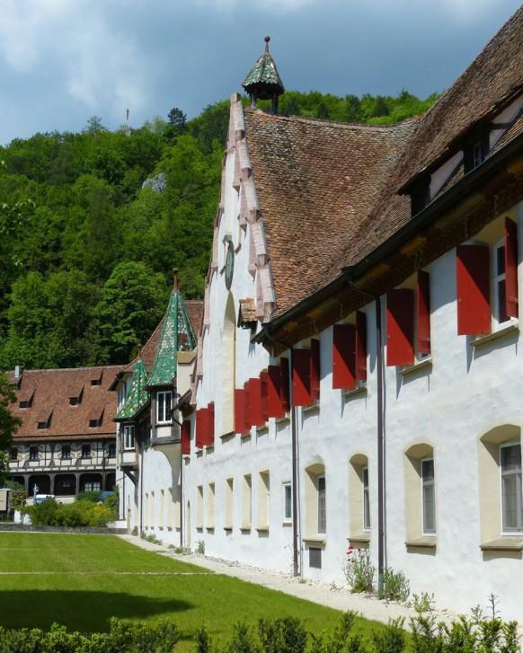 Klosterhof Blaubeuren, Mai 2019