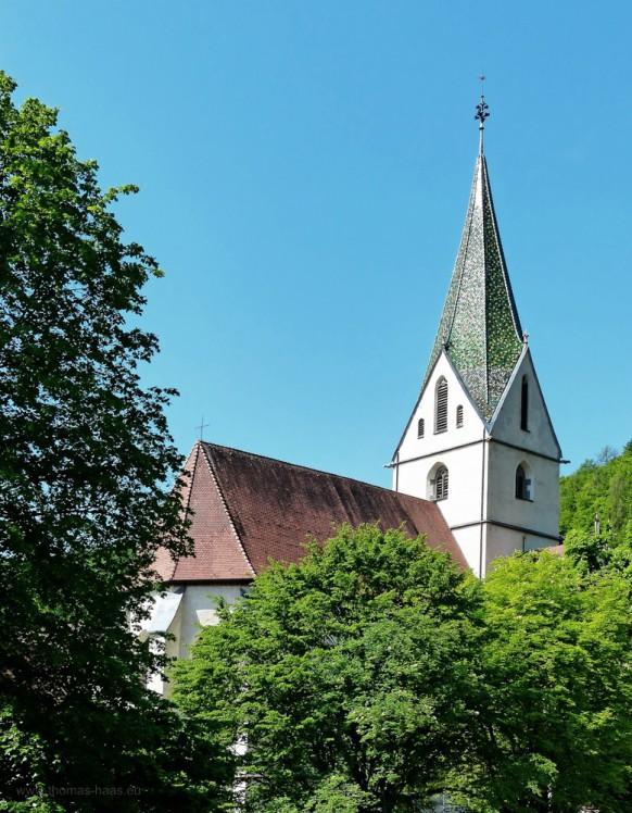 Klosterkirche Blaubeuren, Mai 2019