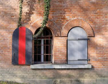 Neu-Ulm, Festungsweg, Memminger Tor, 2018