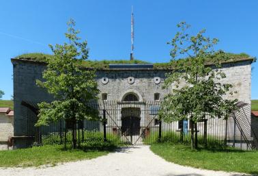 Fort Oberer Kuhberg, Ulm, 2019
