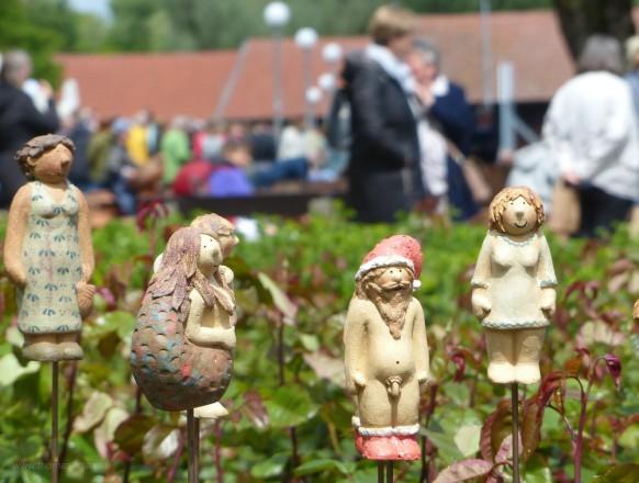 Gartenfest, Töpfermarkt in Diessen, Ammersee, 2019