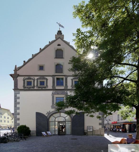 Tourist-Info, Marienplatz, Ravensburg, 2019