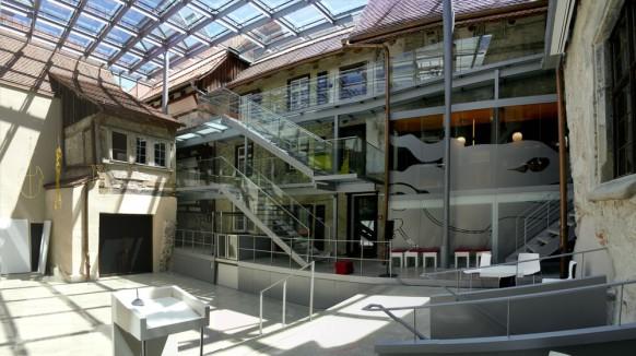 Innenhof, Humpis-Museum, Ravensburg, 2019