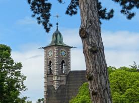 Martin-Lither-Kirche, Ulm, Weststadt, 2019