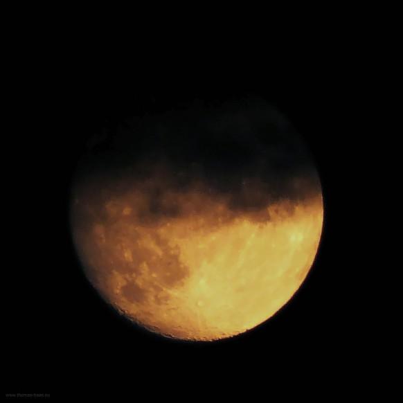 Der Mond im Juli 2019, 50 Jahre nach der ersten Mondlandung!