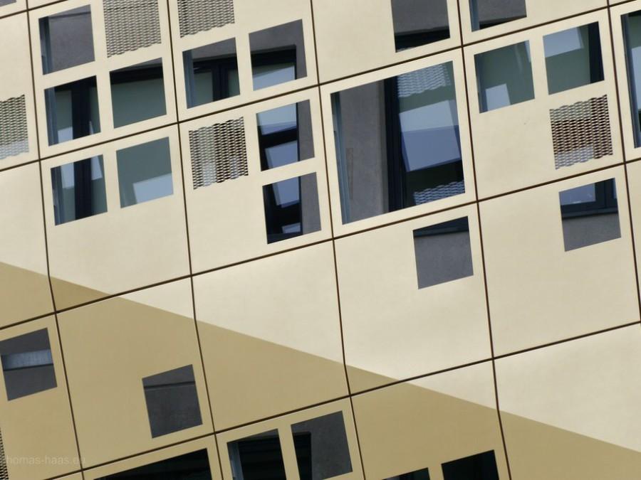 Fassadenöffnungen, Forum Gold und Silber, GD, 2019