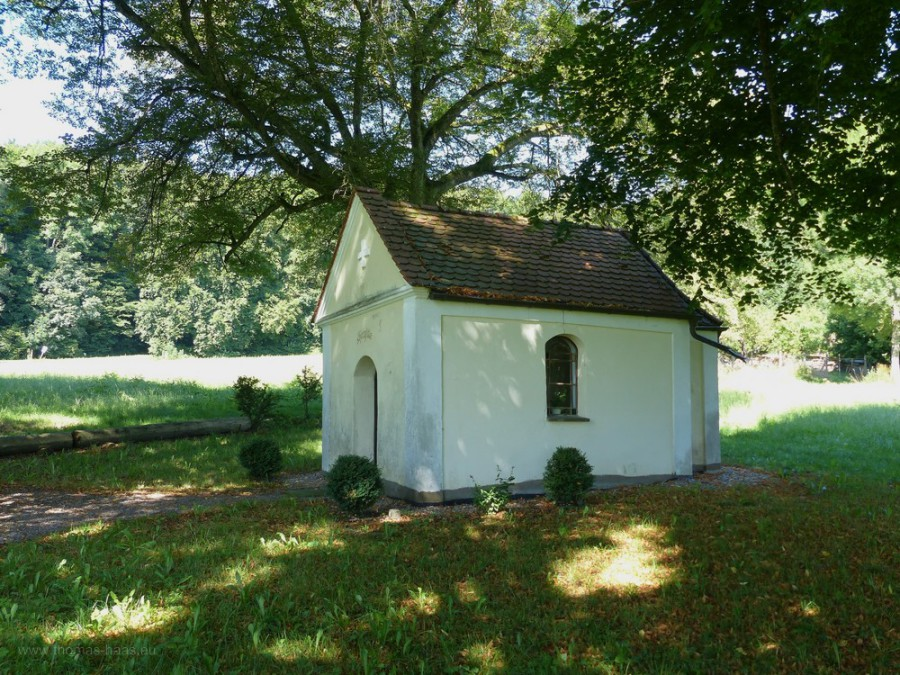 Herrgöttle, Kapelle in Dietenheim