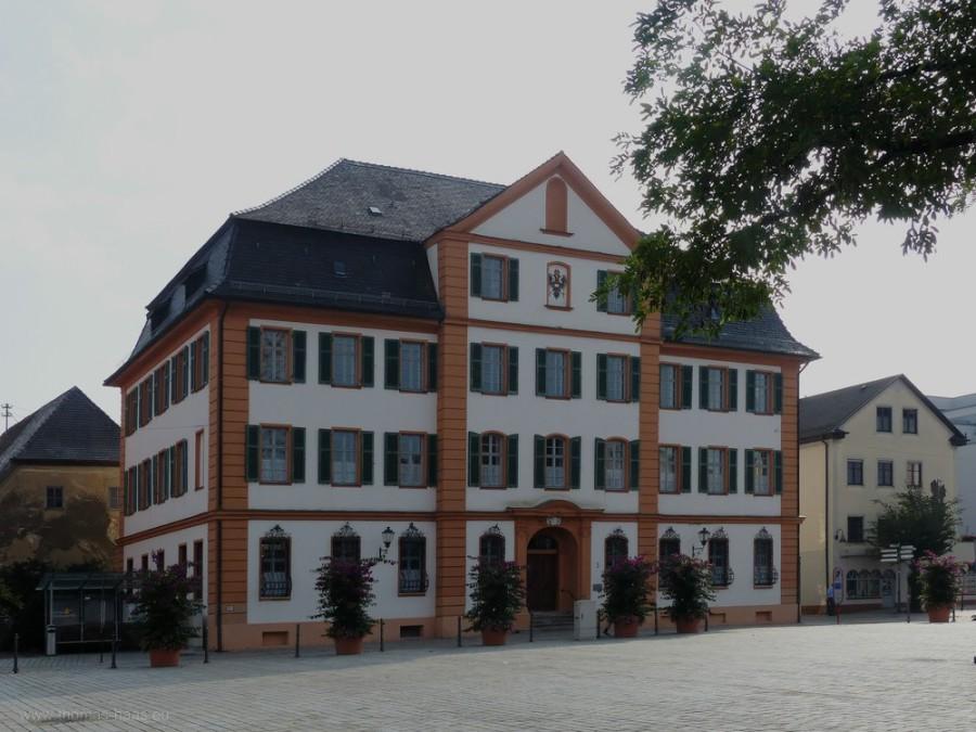 Ehingen, Rathaus, 2019