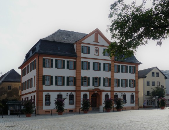 Ehingen, Rathaus am Marktplatz, 2019